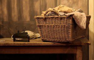 סל כביסה